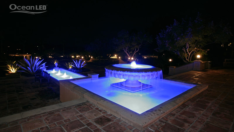 Fountain Led Lighting
